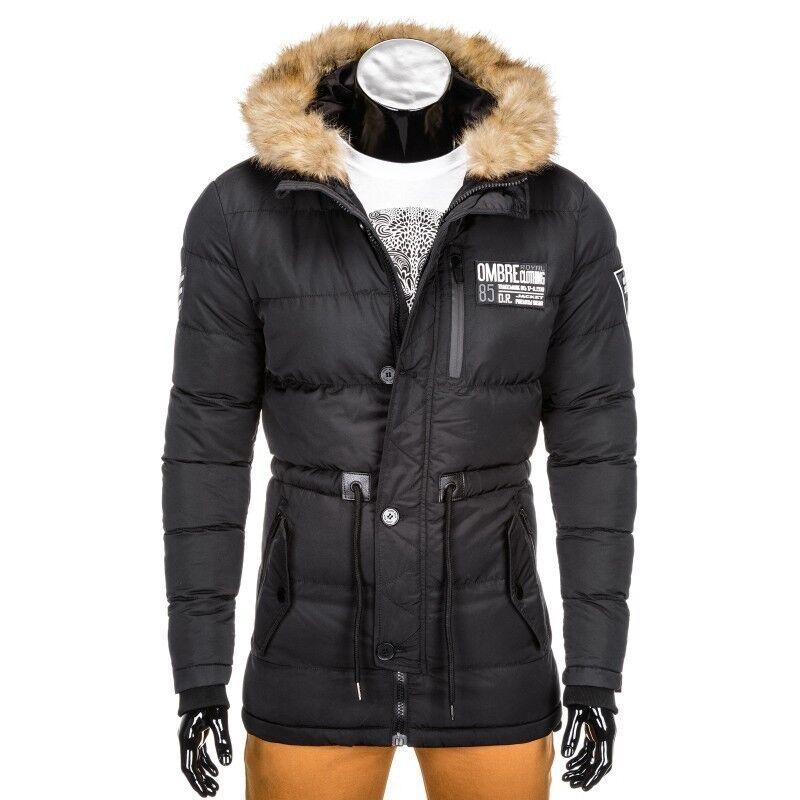 Верхняя одежда мужская Revolt Зимняя куртка H17 - фото 1