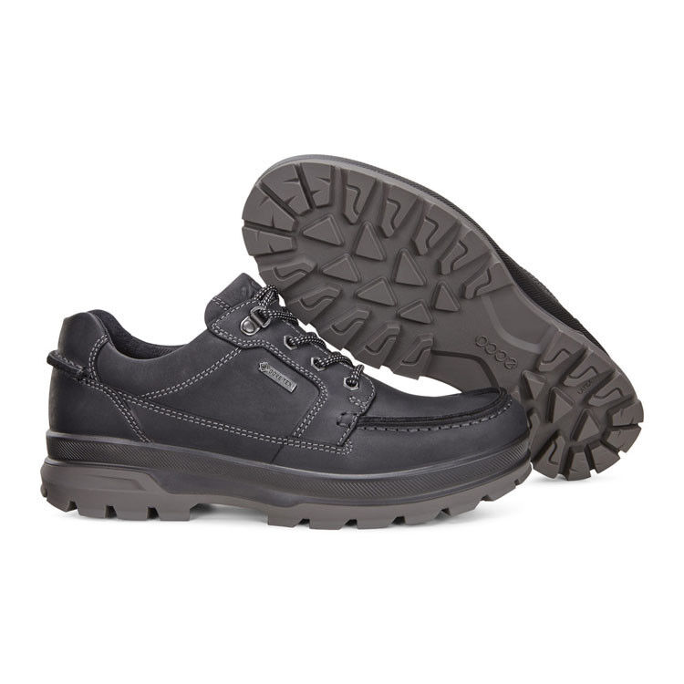 Обувь мужская ECCO Полуботинки мужские RUGGED TRACK 838004/02001 - фото 8