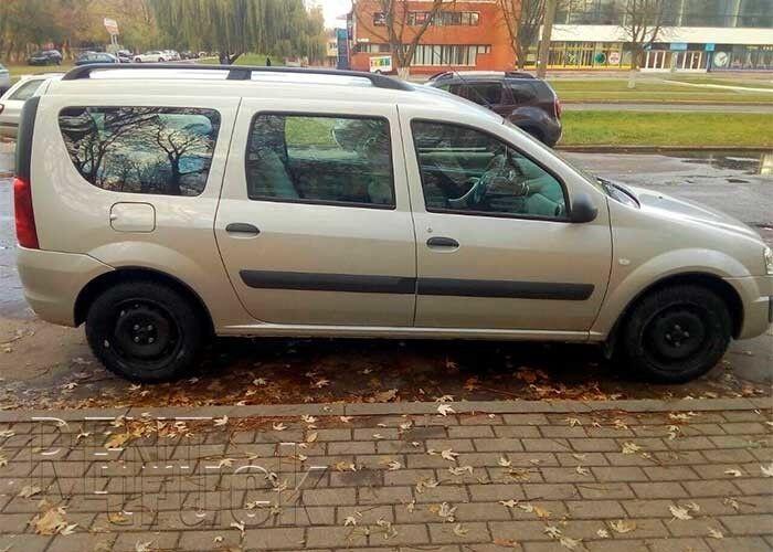 Прокат авто Lada Largus 2018 - фото 2