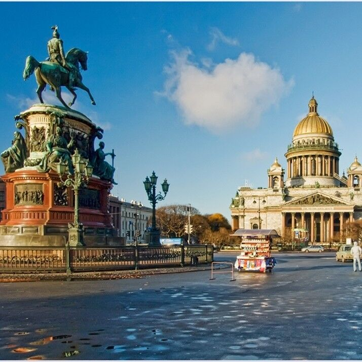 Туристическое агентство Никатур Автобусный экскурсионный тур «Поэтические пригороды Санкт-Петербурга» - фото 1