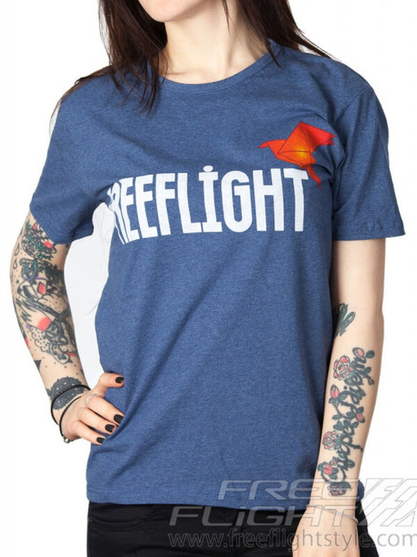 Кофта, блузка, футболка женская Free Flight Футболка «Лого» SKU0062000 - фото 1