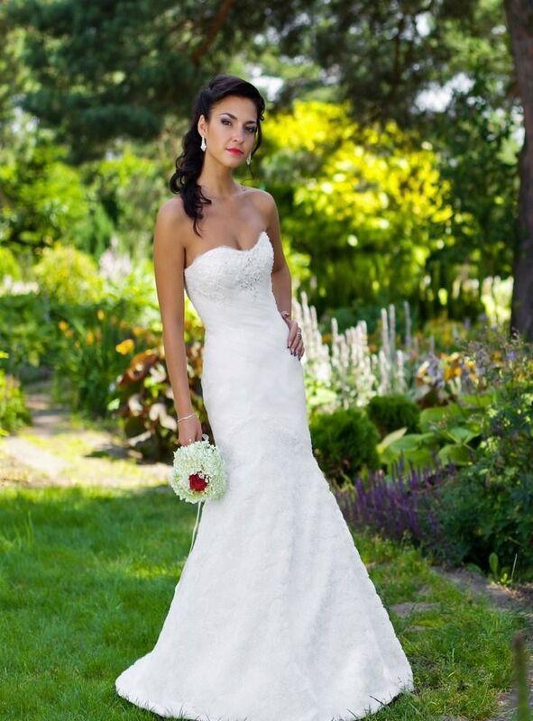 Свадебный салон Robe Blanche Платье свадебное Delfina - фото 1