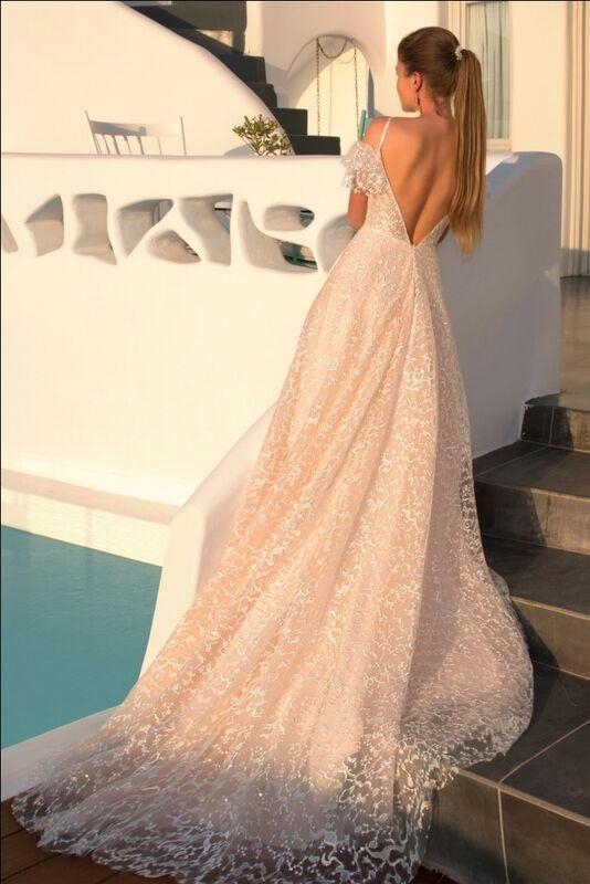 Свадебный салон Rafineza Свадебное платье Camilla - фото 2