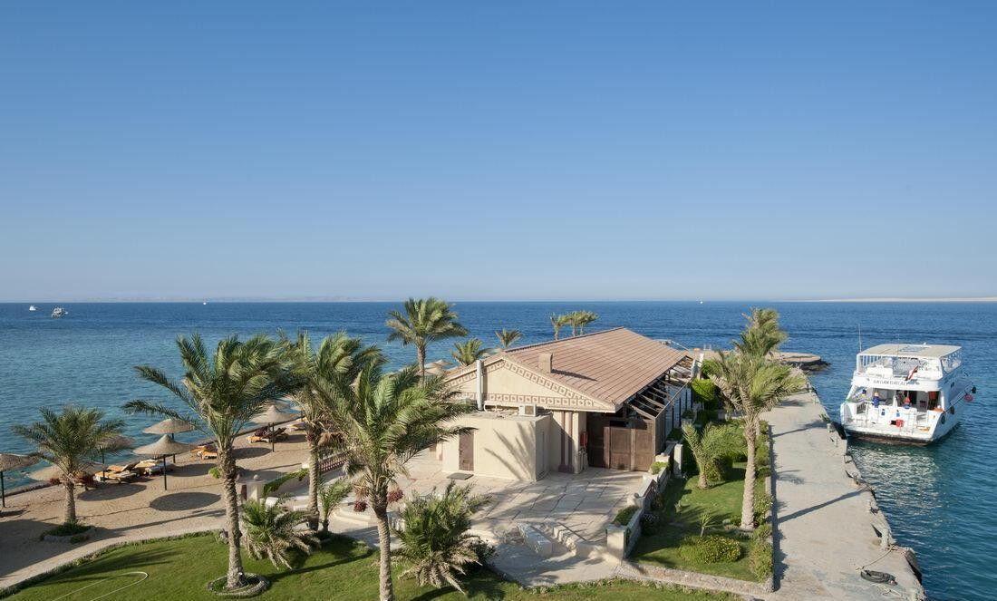 Туристическое агентство Санни Дэйс Пляжный авиатур в Египет, Хургада, Sunny Days El Palacio 4* - фото 1