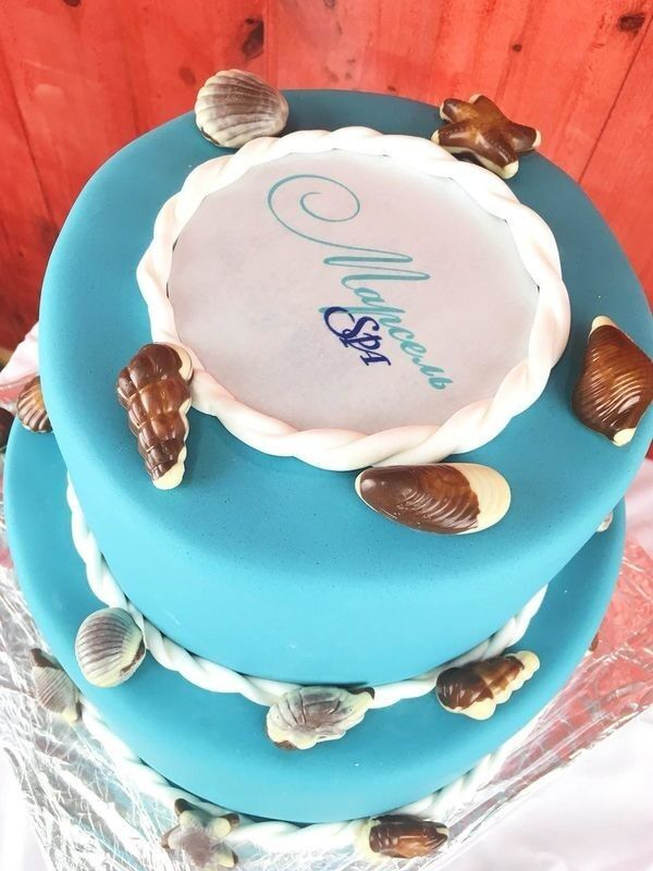 Торт Заказторта.бай Корпоративный торт №10 - фото 1