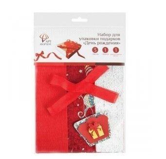 Товар для рукоделия Арт-формат Набор для упаковки подарков - фото 1
