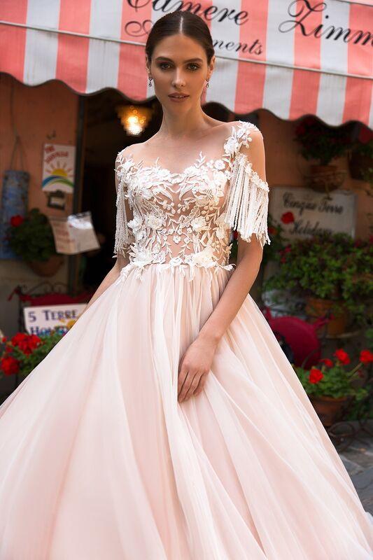 """Свадебный салон ALIZA свадебное платье """"Lagounee"""" - фото 4"""