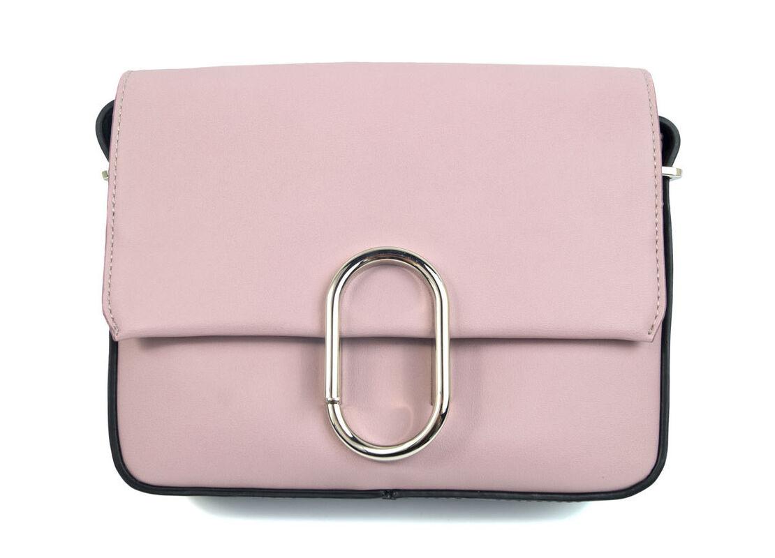 Магазин сумок Susen Сумка женская розовая 101610085 - фото 1