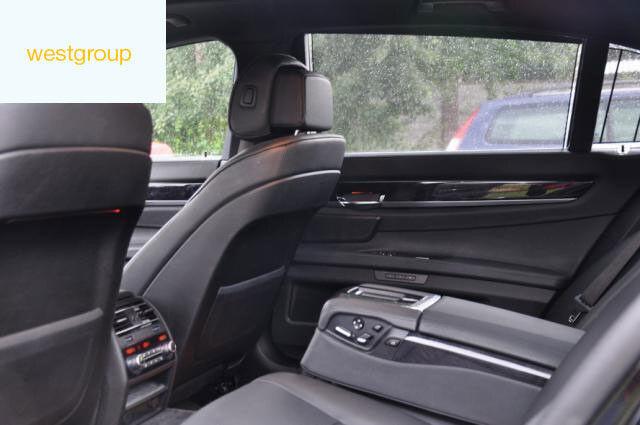 Аренда авто BMW F01/F02 2012 Черный - фото 5