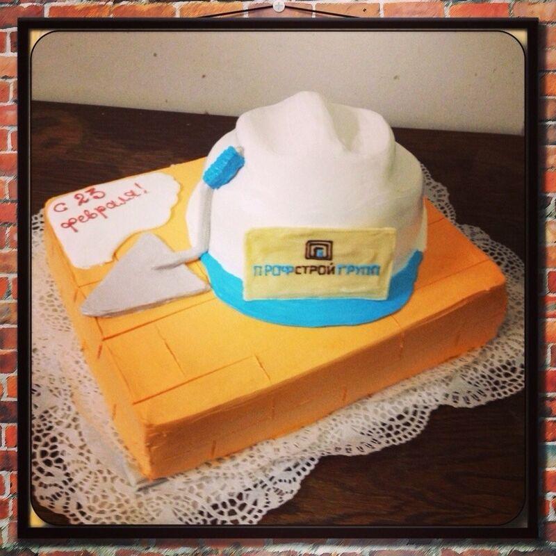 Торт МЕГАТОРТ Торт «Моя стройка» - фото 1