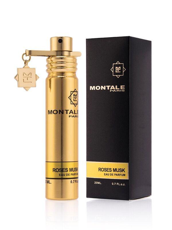 Парфюмерия Montale Туалетная вода Roses Musk (20 мл) - фото 1