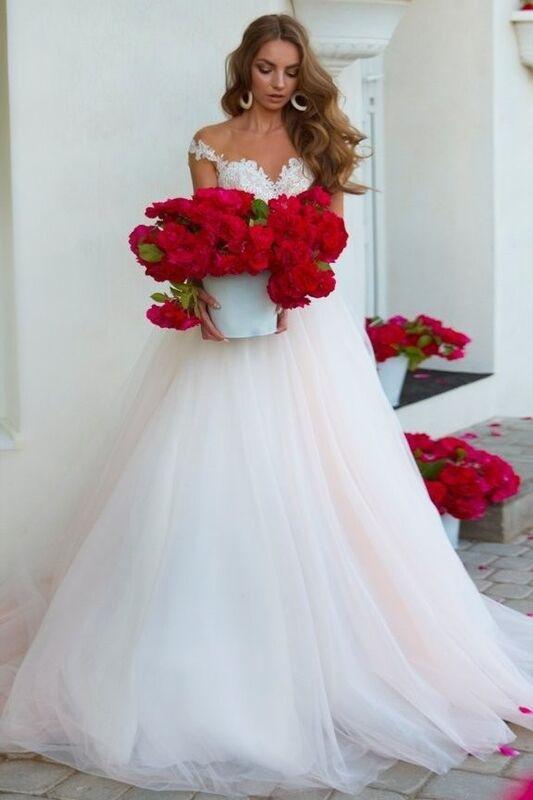 Свадебное платье напрокат Rafineza Свадебное платье Enrica напрокат - фото 4