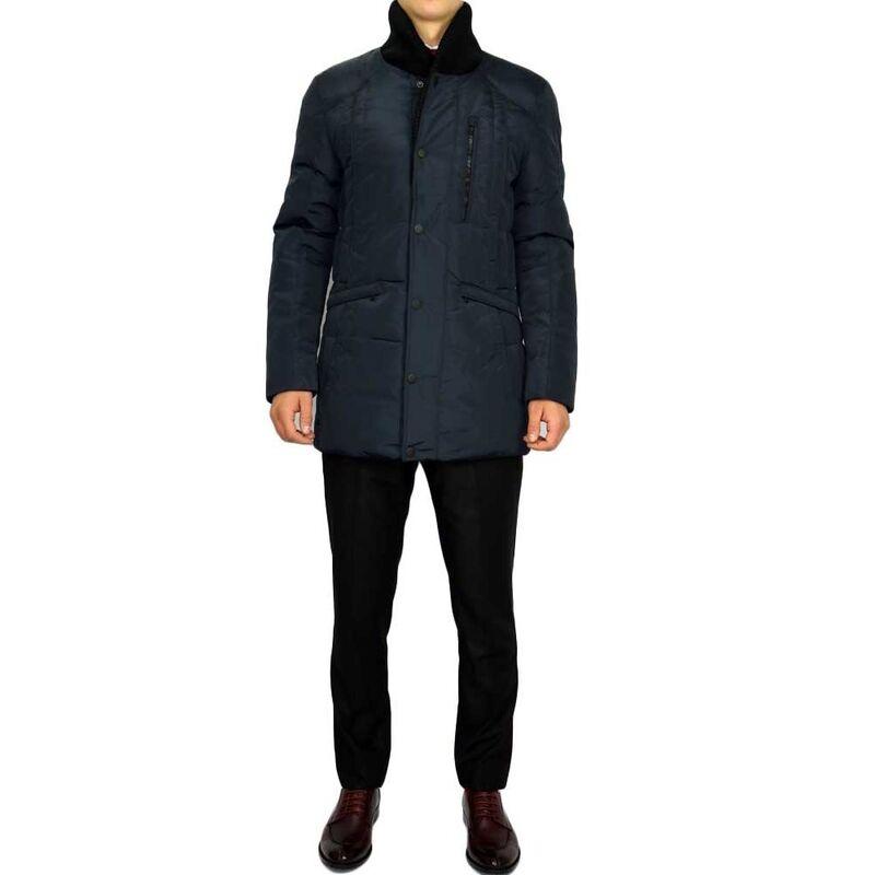Верхняя одежда мужская Galano Куртка зимняя на синтепоне приталенная - фото 1