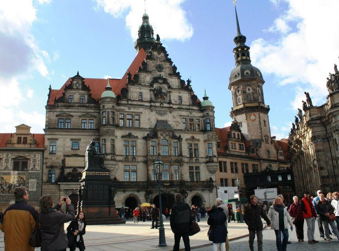 Туристическое агентство Голубой парус Автобусный экскурсионный тур «Берлин – Потсдам – Дрезден» - фото 9