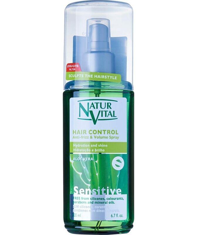 Уход за волосами Natur Vital Кондиционер против выпадения волос Sensitive leave-in Conditioner - фото 1