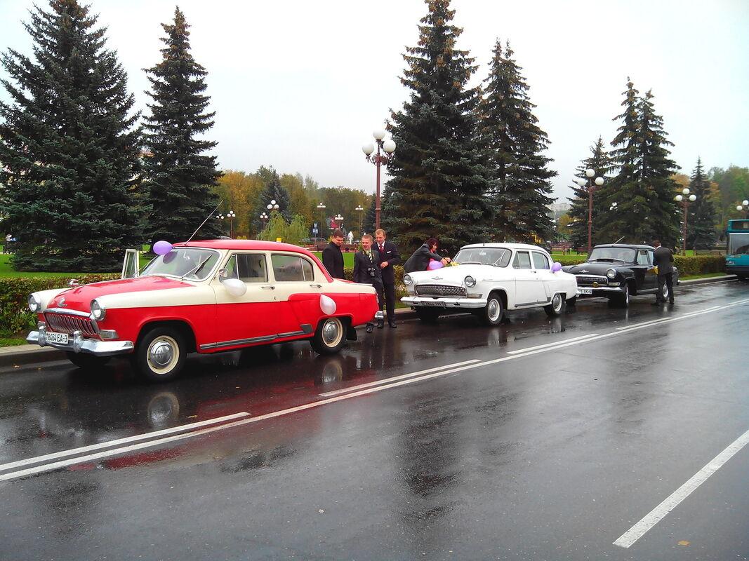 Прокат авто ГАЗ Волга Ретро - фото 3