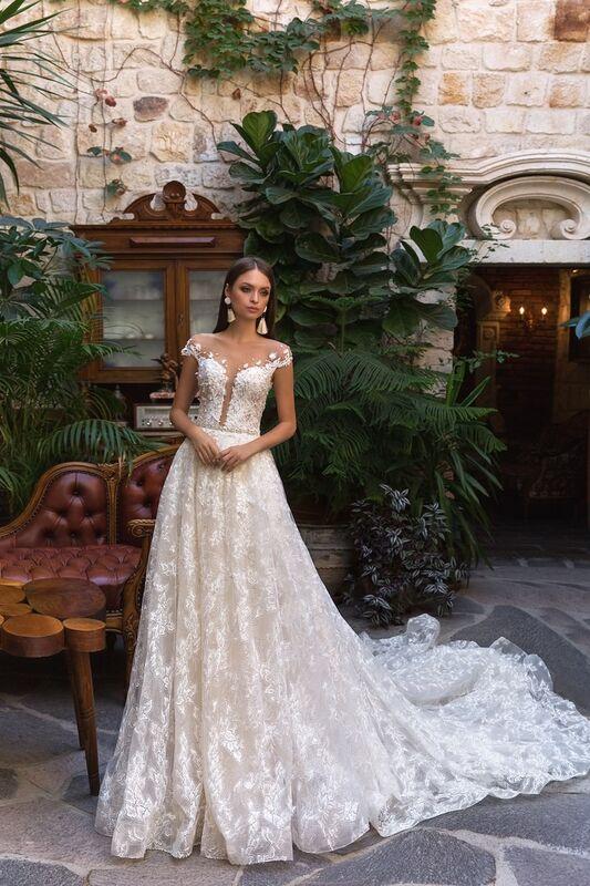 Свадебный салон Eva Lendel Свадебное платье Klaris - фото 1