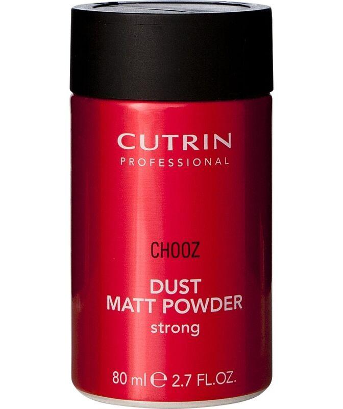 Уход за волосами Cutrin Матирующая пудра сильной фиксации Cutrin Chooz Dust Matt Powder Strong - фото 1