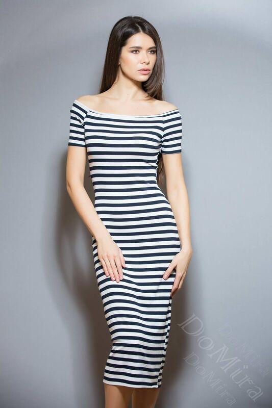 Платье женское DoMira Платье М-01-389 - фото 1