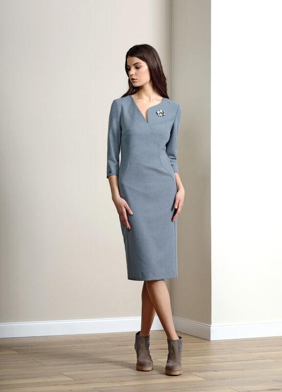 Платье женское Burvin Платье женское 5699 - фото 1