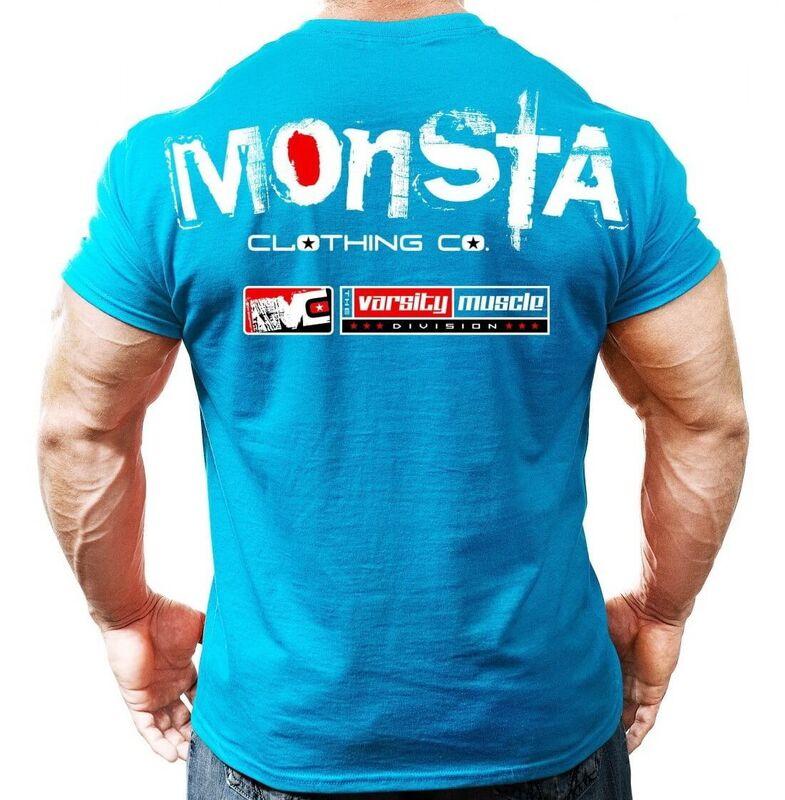 Спортивная одежда Monsta Футболка M34 - фото 2