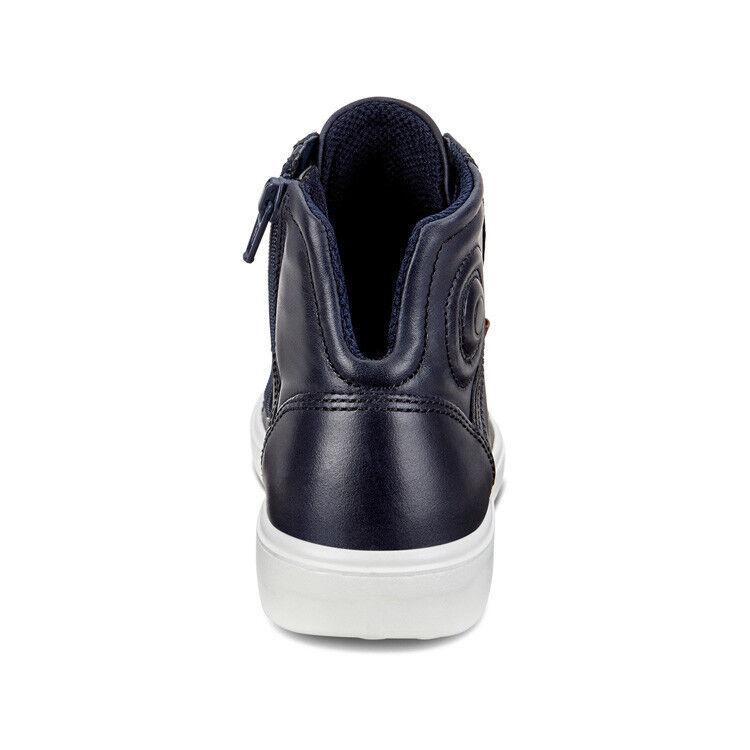 Обувь детская ECCO Кеды высокие S7 TEEN 780003/01303 - фото 4