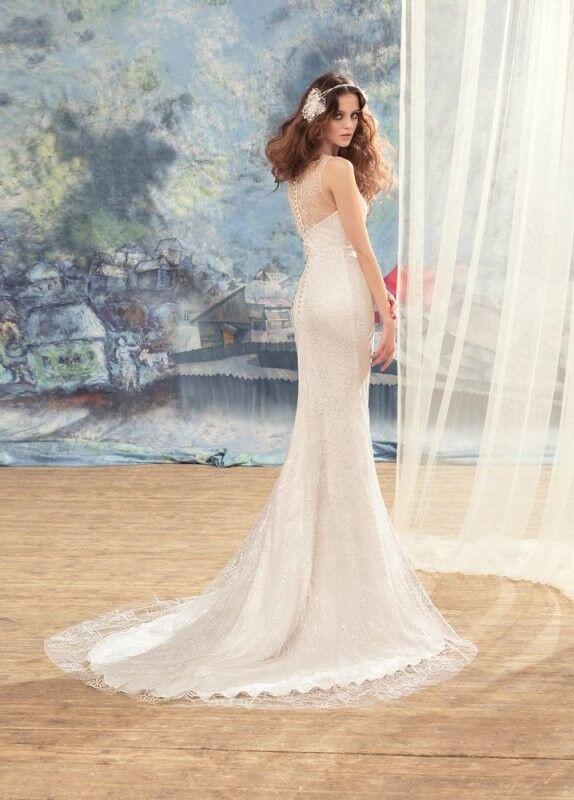 Свадебный салон Papilio Свадебное платье «Тезия» 1730L - фото 3