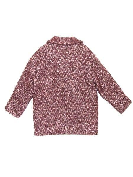 Верхняя одежда детская Il Gufo Пальто для девочки 192102 2012 - фото 2
