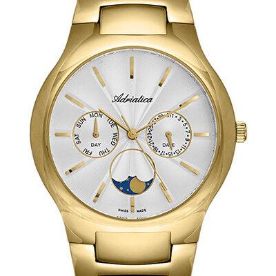 Часы Adriatica Наручные часы A3426.1113QF - фото 1