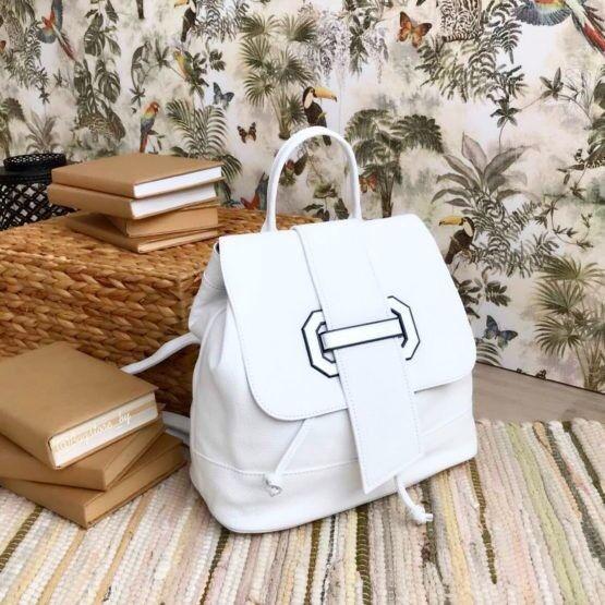 9ba725a2c509 Купить Кожаный рюкзак C00324 Vezze в Минске – цены продавцов