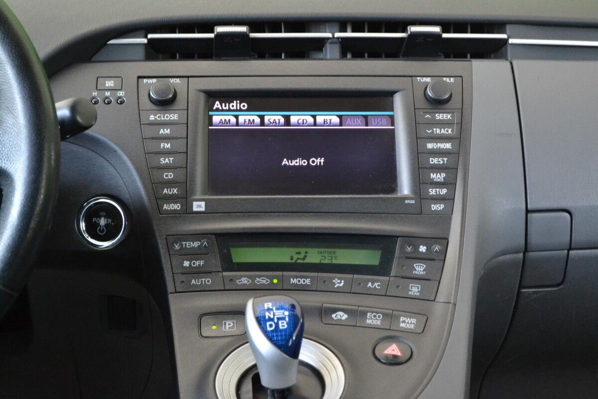 Прокат авто Toyota Prius 2010 - фото 11
