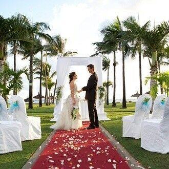 Туристическое агентство СВ-тур Свадебная церемония на Маврикии, Beau Rivage Hotel 5* - фото 1