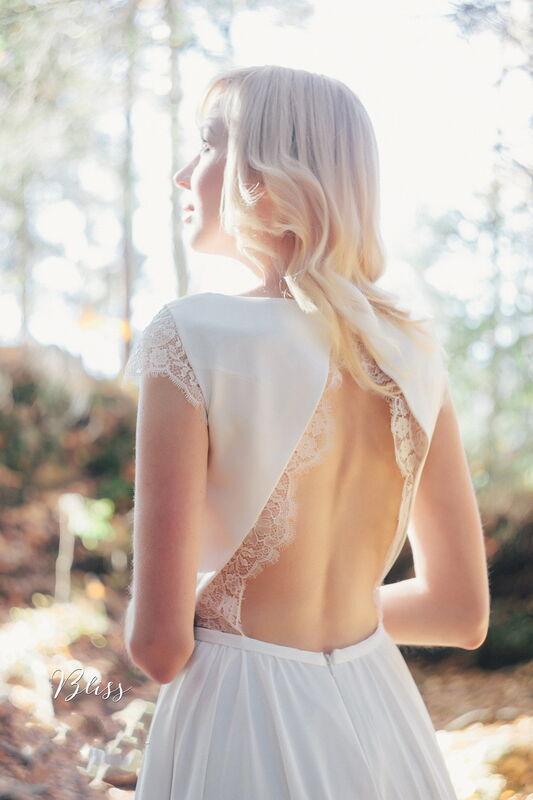 Свадебное платье напрокат Lanesta Свадебное платье Bliss - фото 5