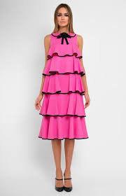 Платье женское Pintel™ Платье с воланами без рукавов Suvinja - фото 2
