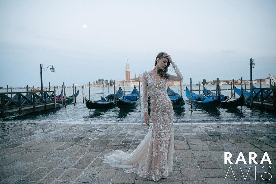 Свадебное платье напрокат Rara Avis Свадебное платье Brain - фото 2