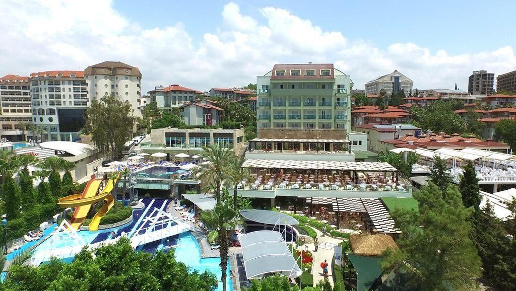 Туристическое агентство Куда? Подальше! Пляжный авиатур в Турцию, Аланья, Sealife Buket Beach Hotel 5* - фото 4