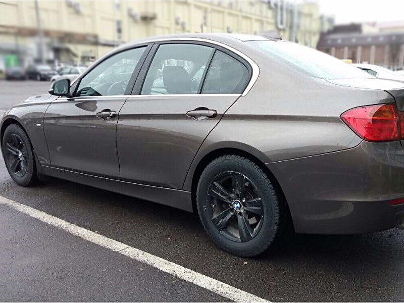Прокат авто BMW 320 F30 - фото 3