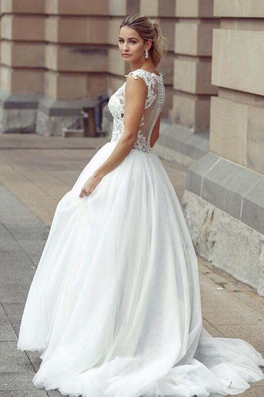 Свадебное платье напрокат Mia Solano Свадебное платье Dawn - фото 1