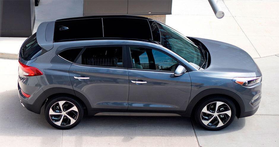 Аренда авто Hyundai Tucson - фото 2