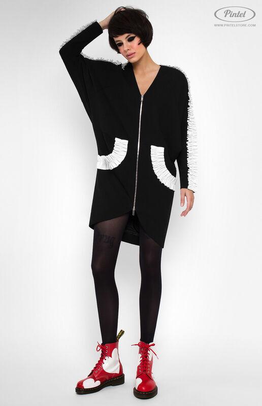 Платье женское Pintel™ Мини-платье Kristkaä - фото 1