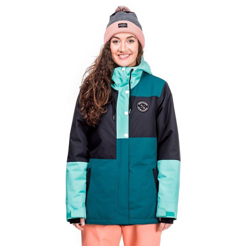 Спортивная одежда Horsefeathers Сноубордическая куртка Nela Jacket 1718  бирюзовый - фото 1 ... 77bb537ce12