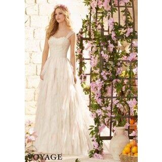 Свадебное платье напрокат Mori Lee Платье свадебное 6808 - фото 1