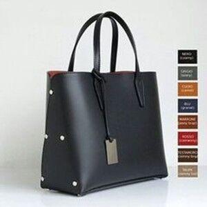 Магазин сумок Vezze Кожаная женская сумка С00179 - фото 2
