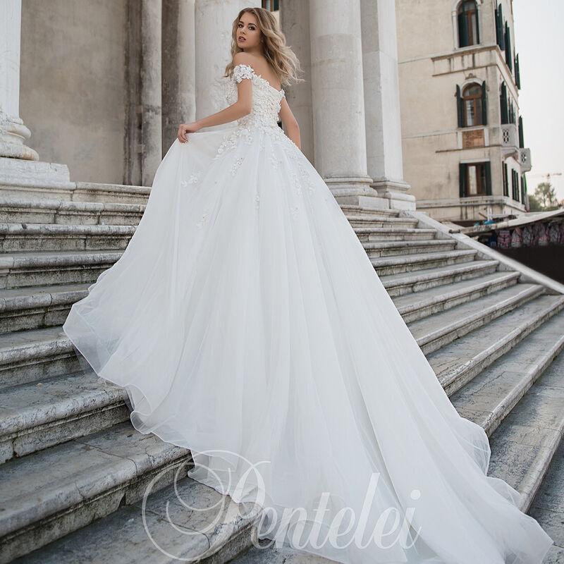 Свадебное платье напрокат Lavender Свадебное платье Helen - фото 3