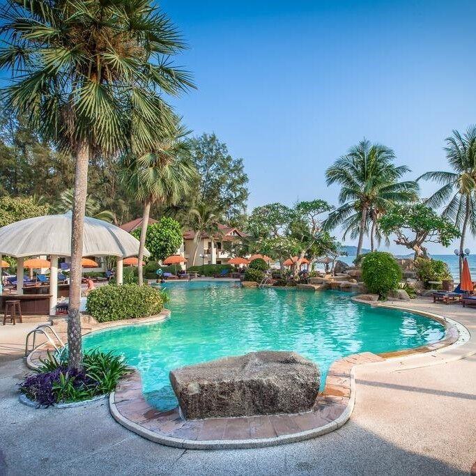 Туристическое агентство Дата Тур Пляжный авиатур в Тайланд, о. Чанг, Klong Prao Resort 4* - фото 1