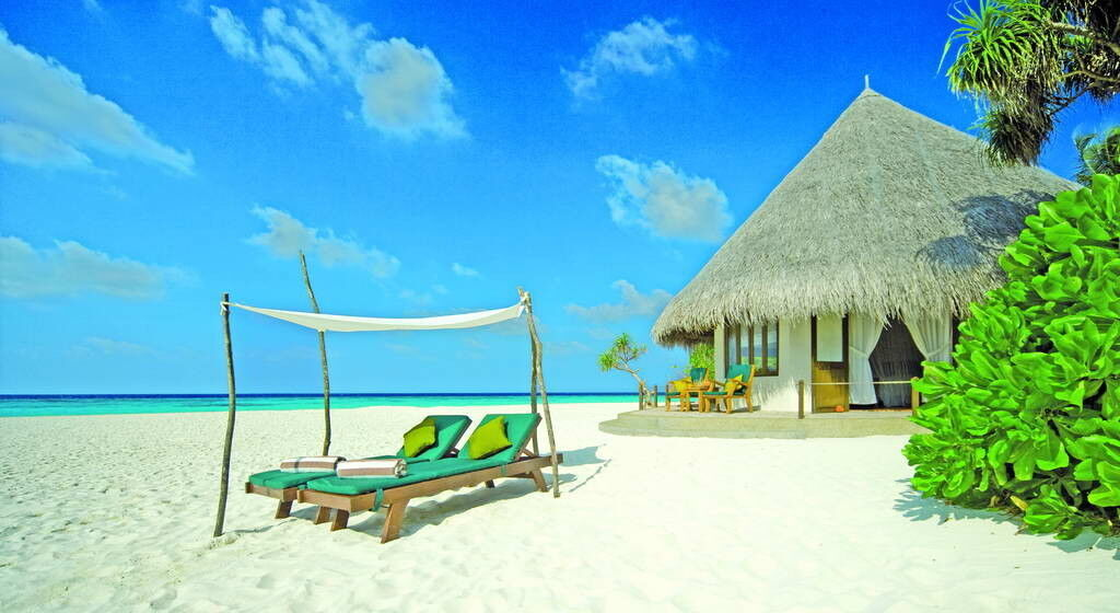 Туристическое агентство Jimmi Travel Отдых на Мальдивах, Coco Palm Dhuni Kolhu 5* - фото 1