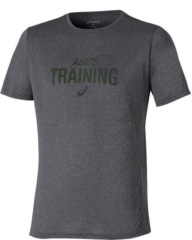 Спортивная одежда Asics Футболка спортивная мужская Graphic Tee 121730-0773 - фото 1