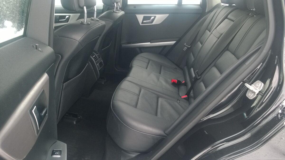 Прокат авто Mercedes-Benz GLK 350 - фото 5