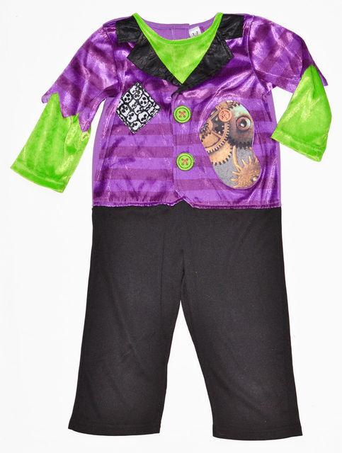Карнавальный костюм КРАМАМАМА Костюм карнавальный «Франкенштейн» - фото 1