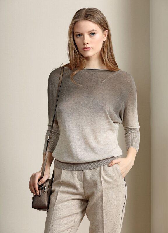 Кофта, блузка, футболка женская Burvin Джемпер женский 5788 - фото 1